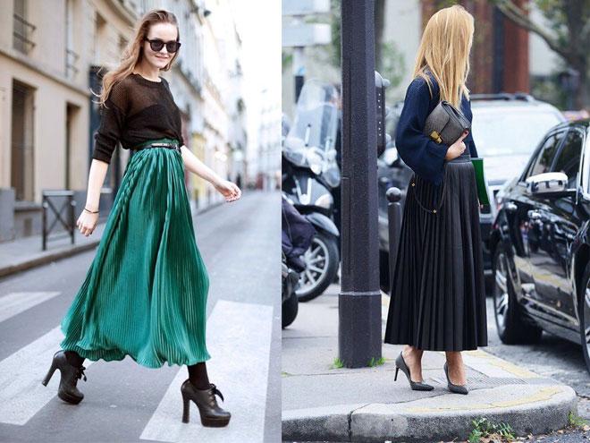 модные юбки осень 2014