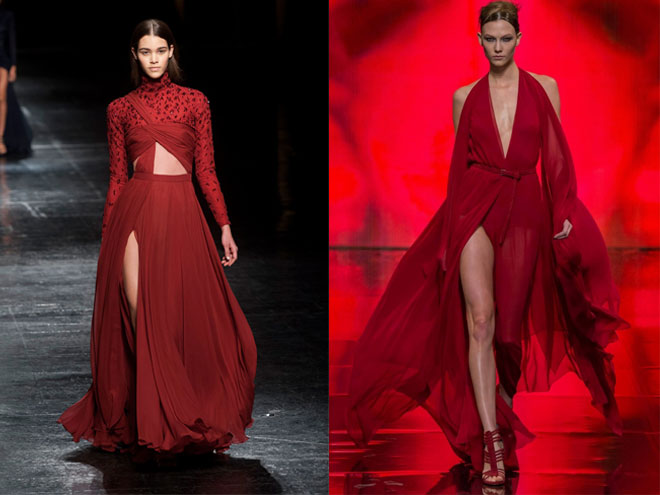 модные платья осень зима 2014-2015