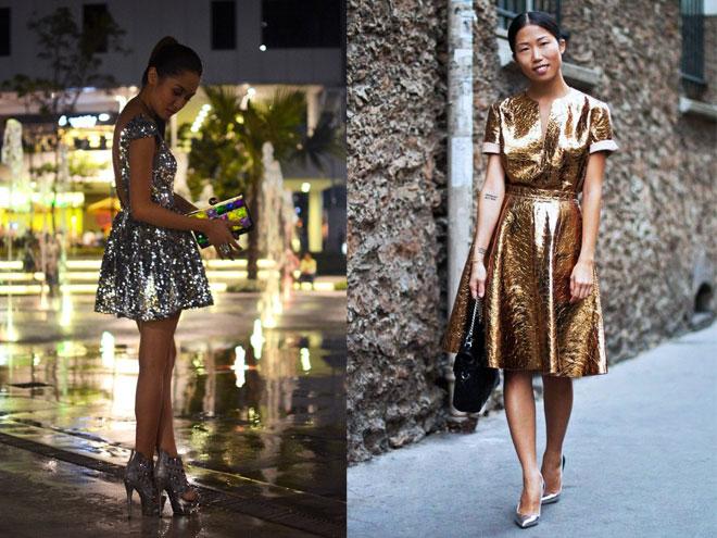 Новогодние платья 2016
