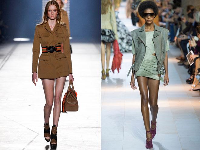 Мода весна 2016