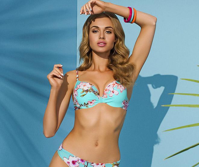 Яркие купальники с цветочным принтом – раскрась свое лето!