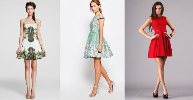 Выпускной бывает раз: будь королевой в сногсшибательном коротком платье