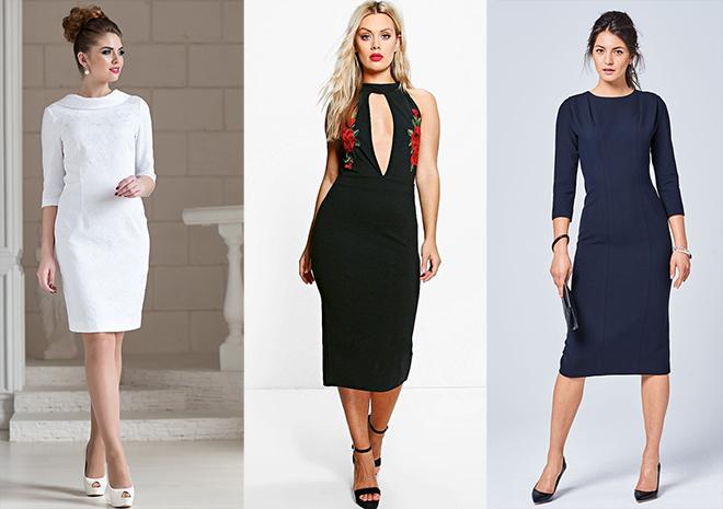 3 причины, по которым платье-футляр непременно должно быть в гардеробе современной девушки