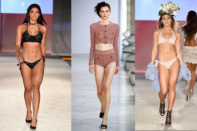 Модные сети: какие вязаные купальники должны оказаться в твоем пляжном гардеробе
