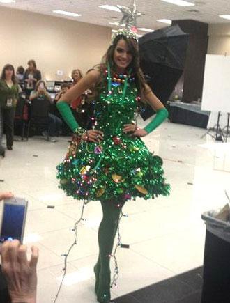 6 идей для яркого Новогоднего костюма - Уроки экстренного рукоделия