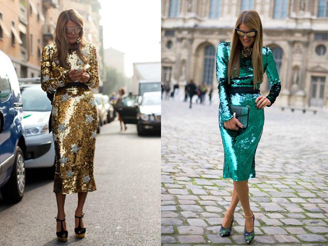 Можно ли одевать блестящее платье на выпускной?