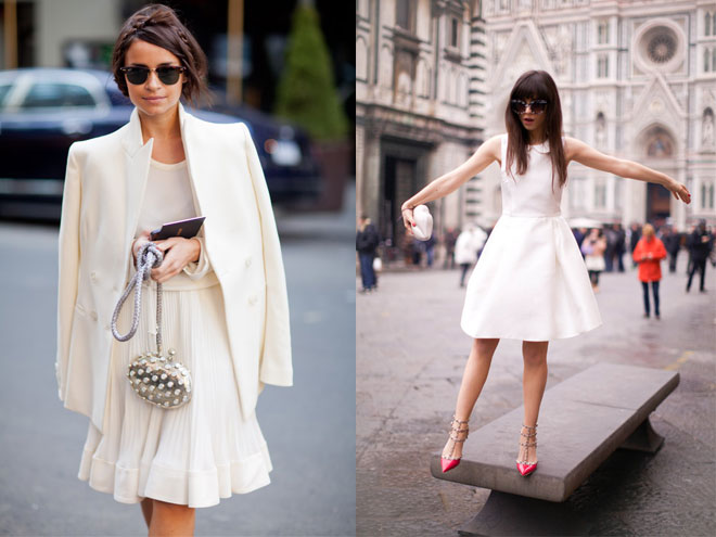 Платье не на один раз! Черное, белое или кружевное? Платья на все случаи жизни