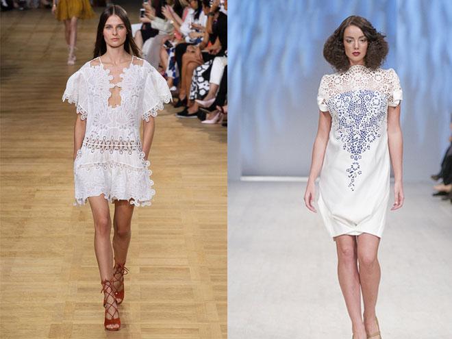 Платья из натуральных тканей