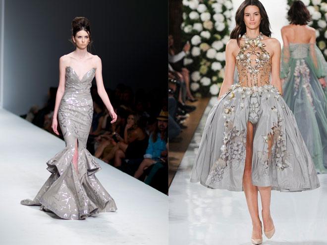Длинные вечерние платья лето 2015