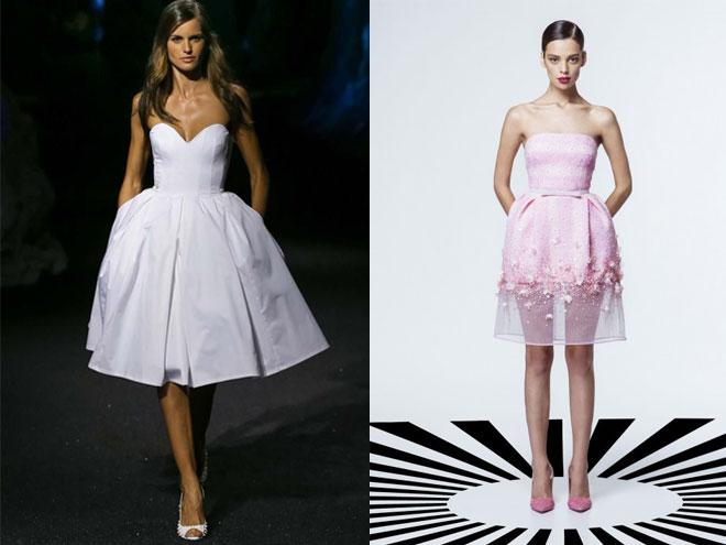 Какие платье в моде летом, фото