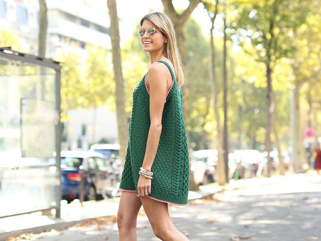 Как выбрать прямое летнее платье
