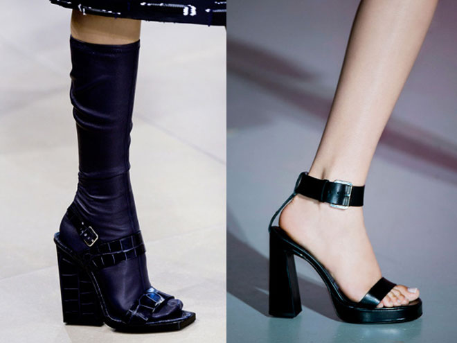 модная обувь 2015