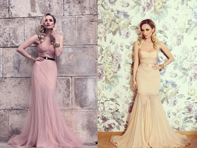 фасоны длинных платьев для выпускного бала