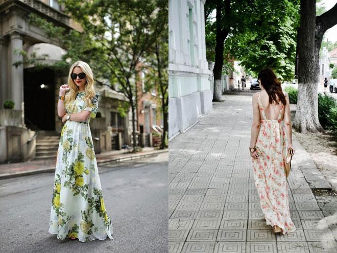 варианты длинных платьев для выпускного вечера