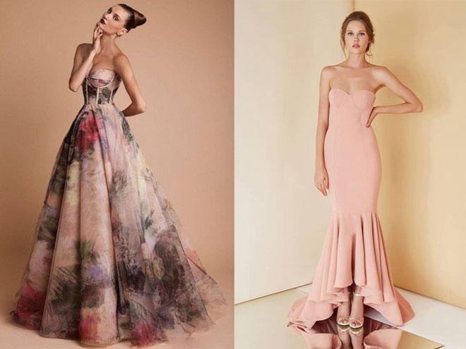 Какие платья в моде на выпускной