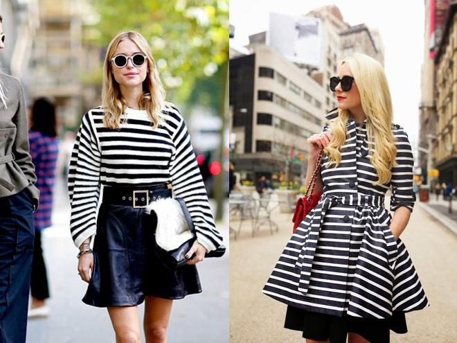 Принт полоска мода 2015