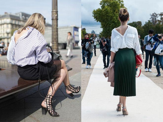 Необычные способы носить обычную одежду