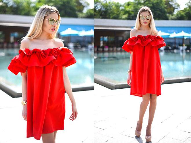 Как выбрать модное летнее платье