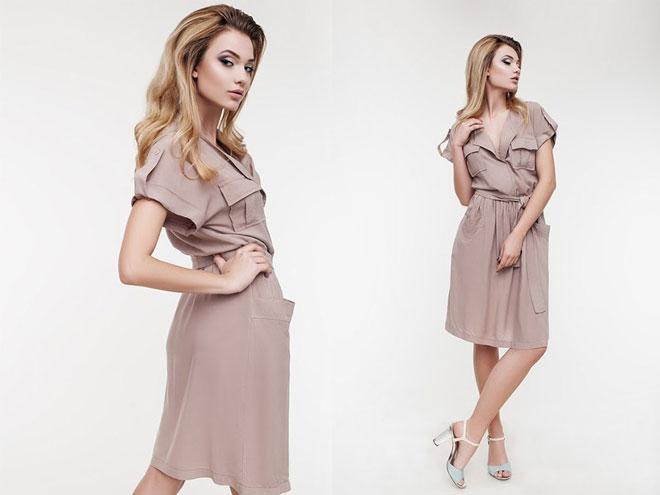 Как выбрать летнее платье рубашку