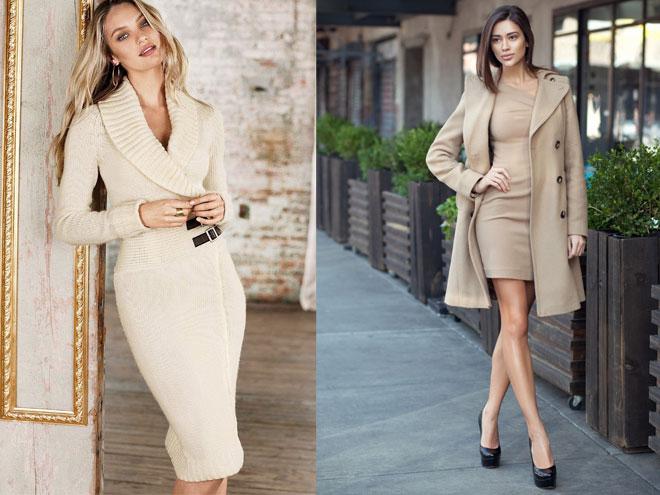 Модное платье-футляр-2016
