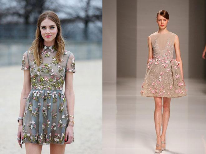 можно ли одевать цветочное платье на выпускной