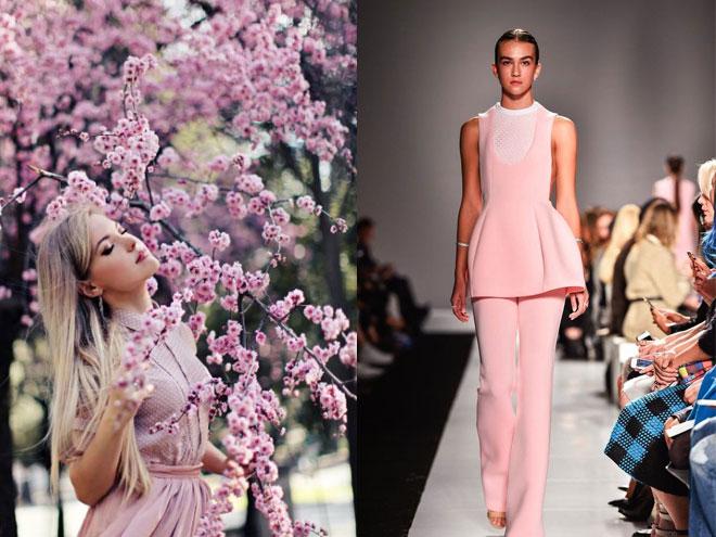 Модные цвета весна-лето2016