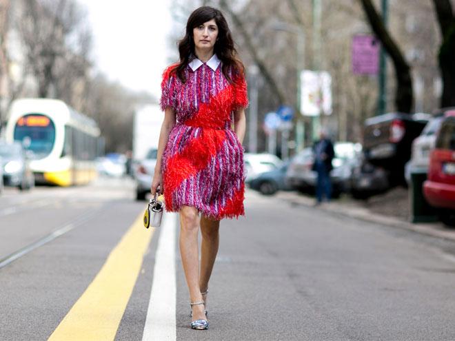 Актуальные ткани зимних платьев