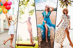 идеи для фотосессии летом