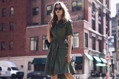 С чем носить модное платье-рубашку? ТОП-12 самых актуальных фасонов 2020 года