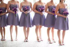 как выбрать платье для подружки невесты