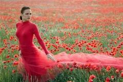 Покраснела от стыда: чем особенны платья красного цвета?