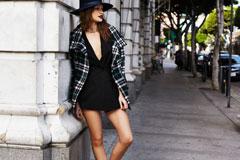 Самая женственная осень: модные платья на осень 2014