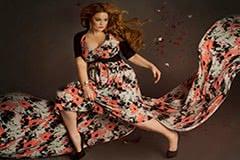 Будь прекрасна этим летом: стильные платья больших размеров, которые преобразят фигуру