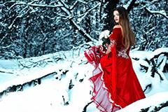 Платья больших размеров – прояви всю силу своей красоты