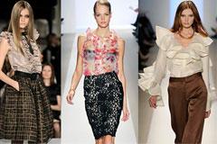 Блузы и рубашки для стройной фигуры и маленькой груди