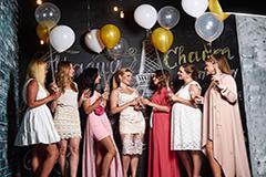 Вход только для девушек: какое платье выбрать на девичник, чтобы вечеринка удалась