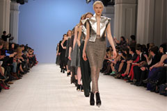 Загляни в будущее: обзор коллекций платьев осень-зима 2014-2015