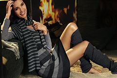 Модные теплые осенние платья – внеси в свой гардероб комфорт