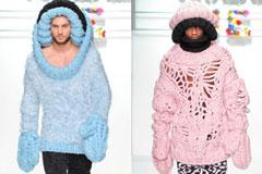 Дизайнеры оторвались на наших платьях по полной! Экстравагантные модные наряды