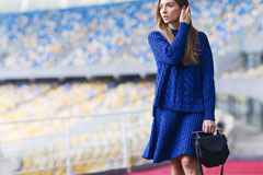 Модные свитера для зимы