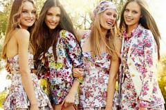 Летние платья с цветочным и анималистичным принтом – жаркие хиты этого лета