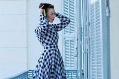 Трикотажная осень: модные трикотажные платья