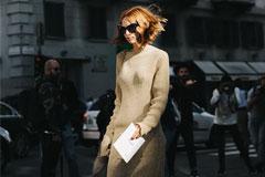 C чем носить вязаное платье? Женственность в каждом узелке