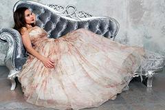 Длинные платья – твой короткий путь к успеху
