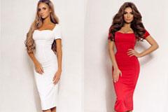 7 лучших моделей коротких платьев для пышногрудых девушек