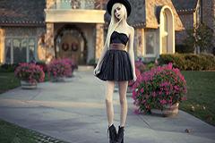 Горячий уик-энд в сногсшибательном коротком платье