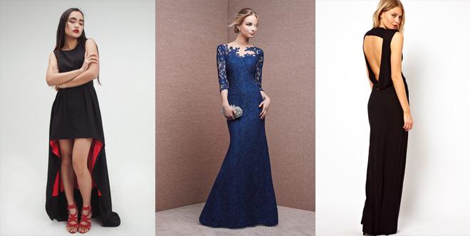 Можно ли на выпускной одеть платье с глубокими вырезами?
