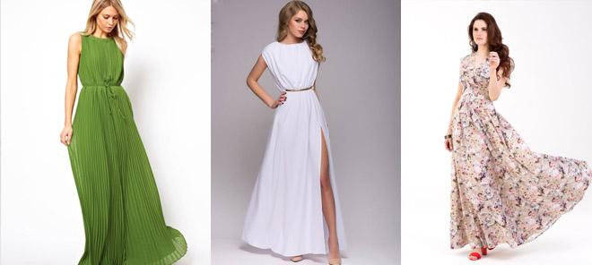 Какой длины платья выбрать на выпускной?