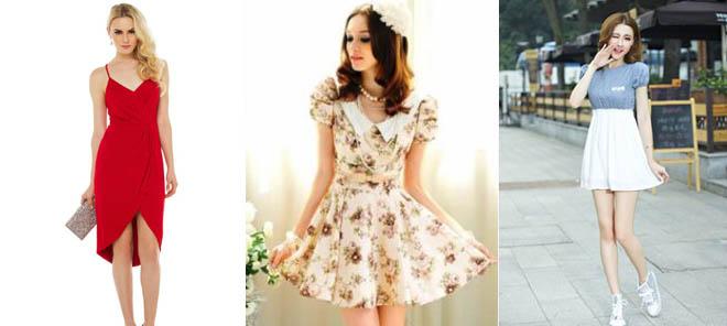 Какое летнее платье скроет широкие бедра, фото
