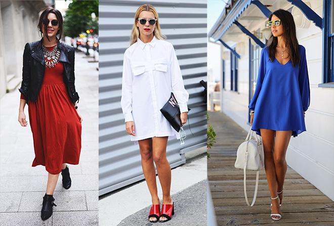 Повседневные платья  будь женственной каждый день - Полезные советы a1cecba33d7